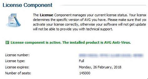 avg license