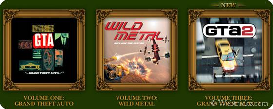 Free GTA 1, 2 & Wild Metal