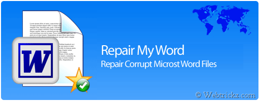 Repair My Word