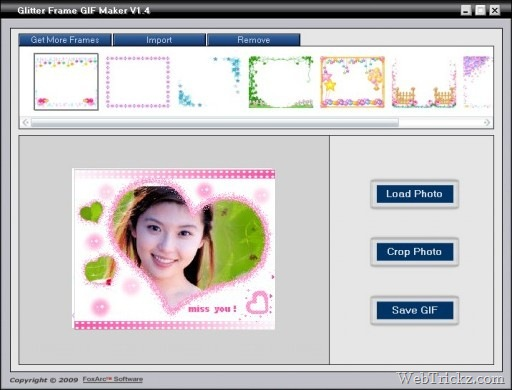 glitter_frame_gif_maker_multimedia_and_graphics_graphic_editor