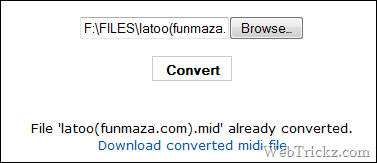 mp3 to midi converter free download online
