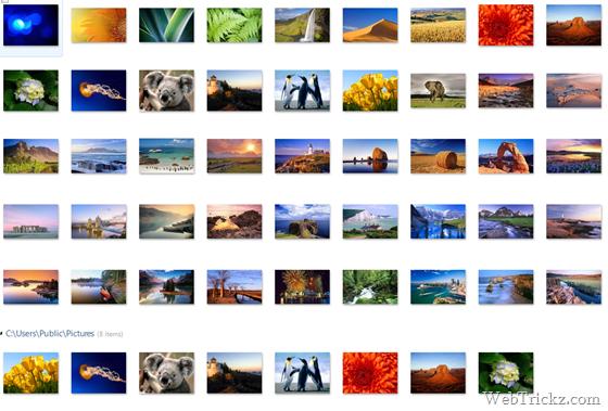 Download Windows 7 Build 7048 Wallpapers