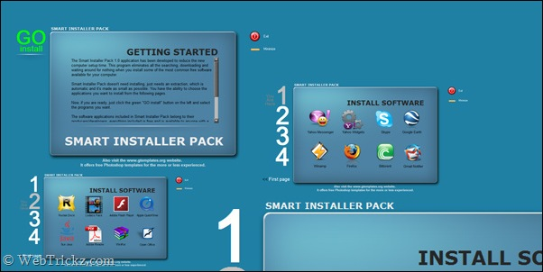 Smart Installer Pack - Install 24 smart Apps in one go