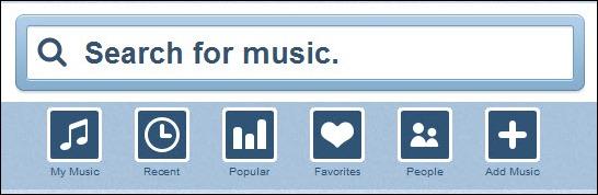 Grooveshark - Listen to millions of songs Online Free