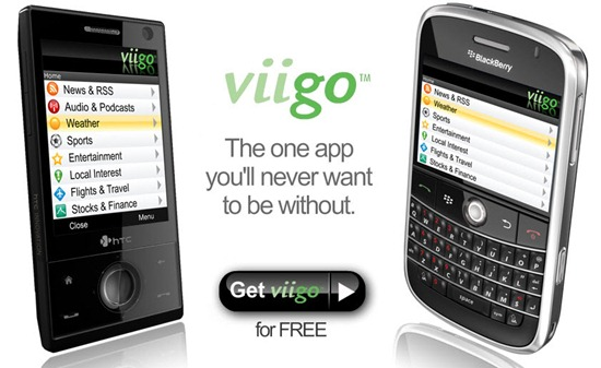 Viigo - Best RSS & News Reader for Blackberry & Smartphones
