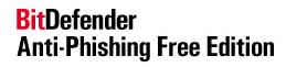 BitDefender Anti-Phishing Free Edition