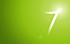 windows7green