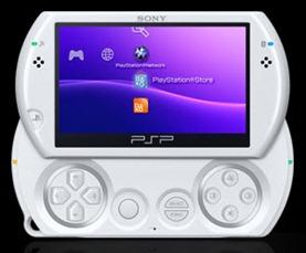 PSP go Pearl White