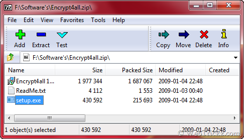 7-Zip - Most powerful free file archiver