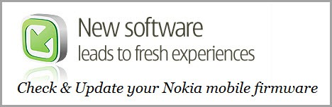 Update Nokia phone firmware