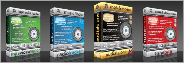audials one product series