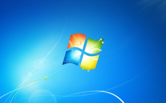 New Windows 7 RTM wallpaper