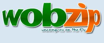wobzip - extract zip files online