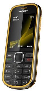 Nokia 3720 front