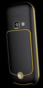 Nokia 3720 back