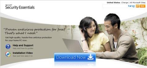 Microsoft Security Essentials Final Free