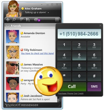 Portable Yahoo Messenger 10 Beta
