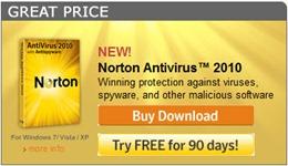 Norton Antivirus 2010