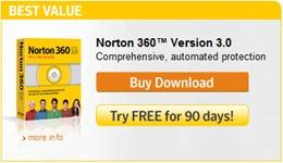 Norton 360 Version 3.0