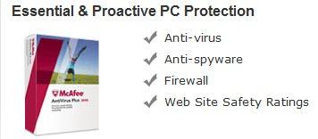 McAfee VirusScan Plus