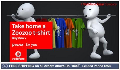 Zoozoo T-Shirts, Buy Now
