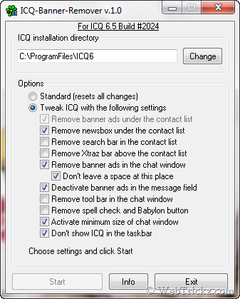 ICQ-Banner-Remover