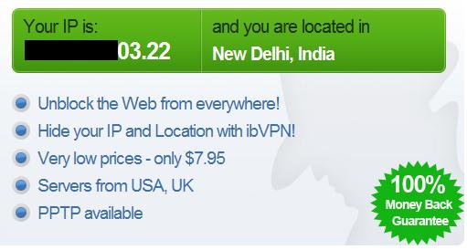 ibVPN Features