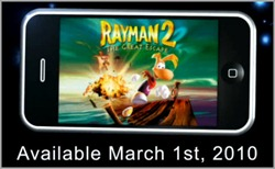 Rayman 2 for iPhone