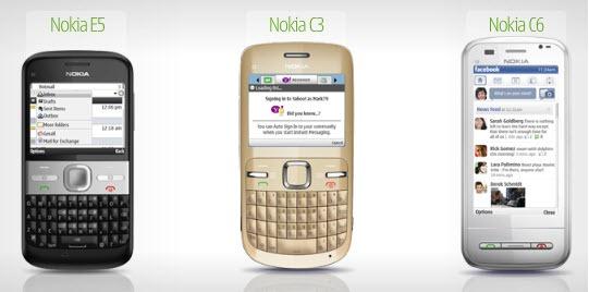 3 new Nokia mobiles