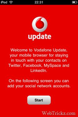 Vodafone Update