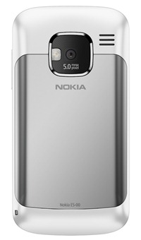 Nokia_E5_White_back