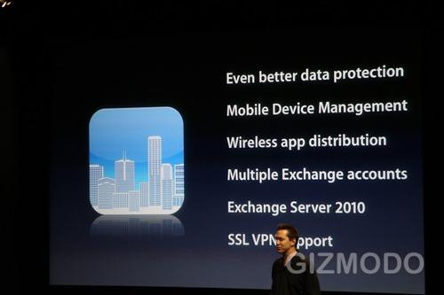 iphone 4.0