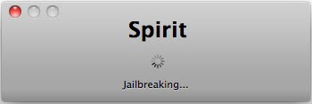 spirit jailbreaking iPad