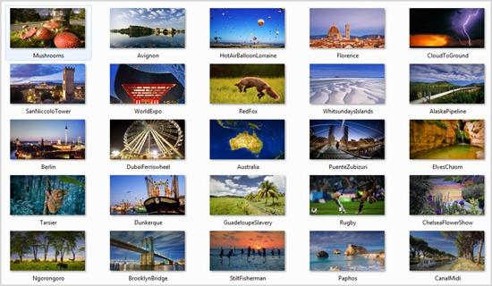 1400 Bing Wallpapers pack