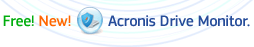 Free Acronis Drive Monitor