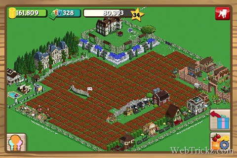 farmville on iOS