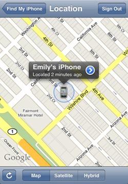 Find My iPhone