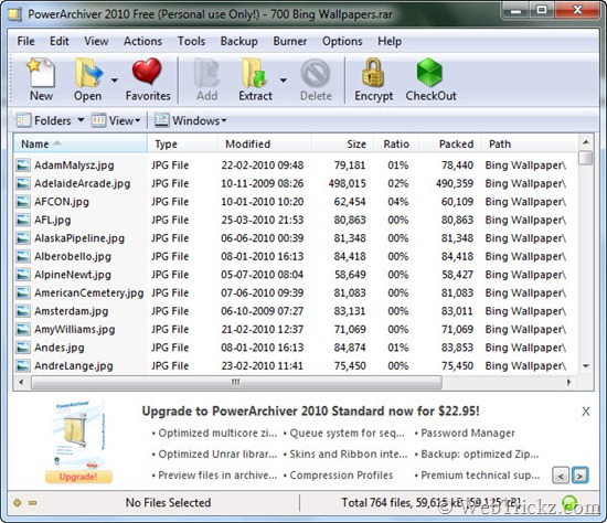 PowerArchiver 2010 Free