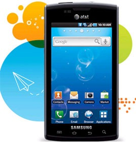 Download Samsung Captivate SGH-I897 User Manual (English) 8.53 MB .