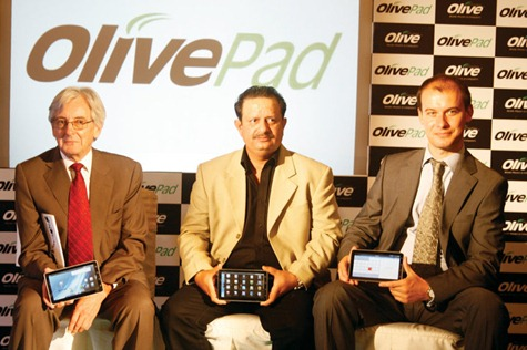 olive_pad launch