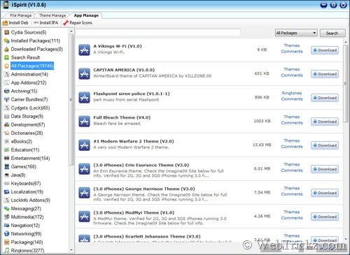 iSpirit_apps manager