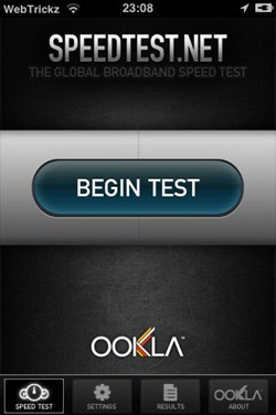 Speedtest.net