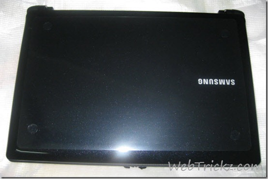 Samsung N148 plus_top