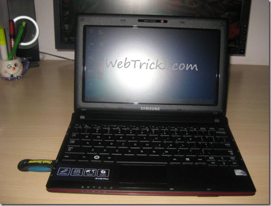 Samsung N148 Plus Netbook