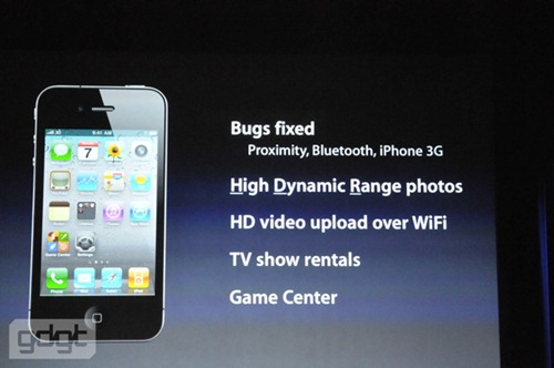 ios 4.1 fixes & new features