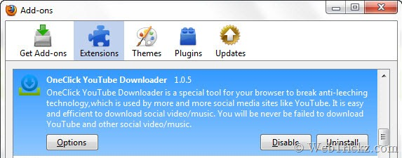 OneClick YouTube Downloader