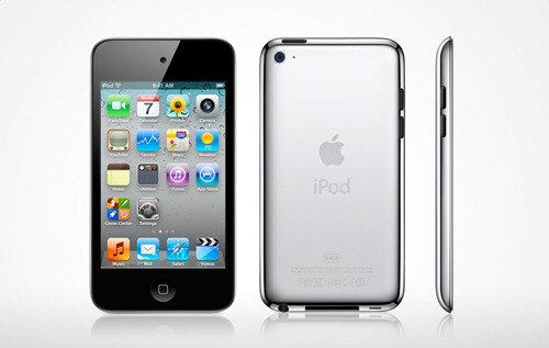 new ipod touch 4g