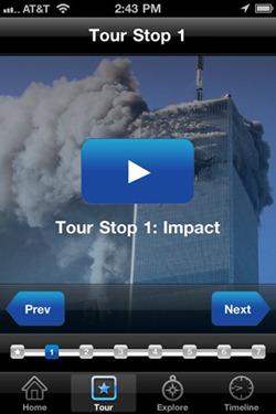 Explore 9/11_tour