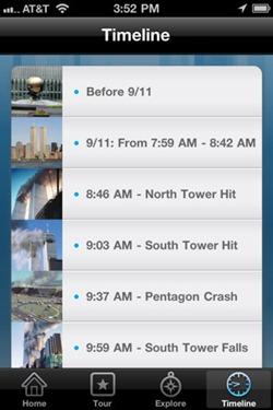 Explore 9/11_timeline