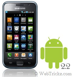 Galaxy S_Froyo